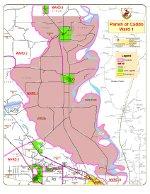 Ward 1 Map